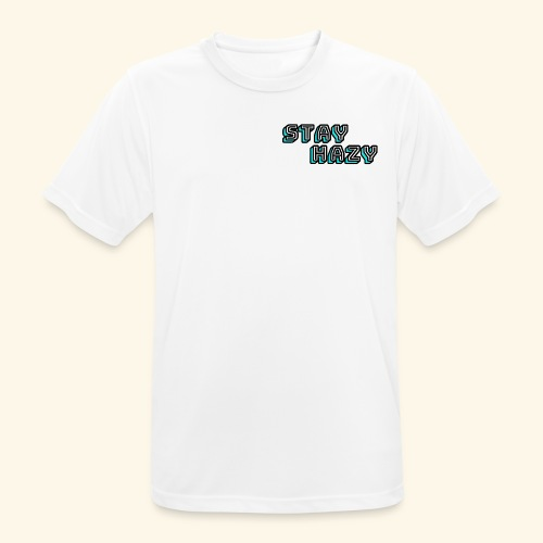 stay hazy official - Men's Breathable T-Shirt