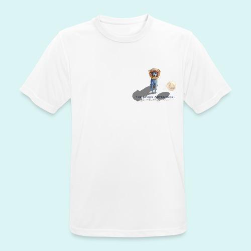 The Space Adventure - Men's Breathable T-Shirt
