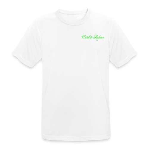 Catch N Release Neon Green - T-shirt respirant Homme