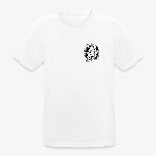 hannya - T-shirt respirant Homme