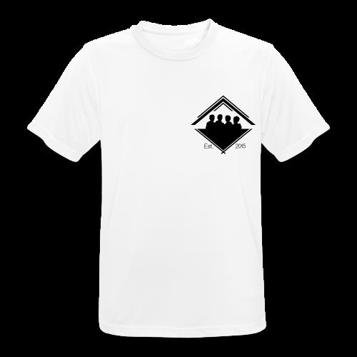 White Est. 2015 T-Shirt - Men's Breathable T-Shirt