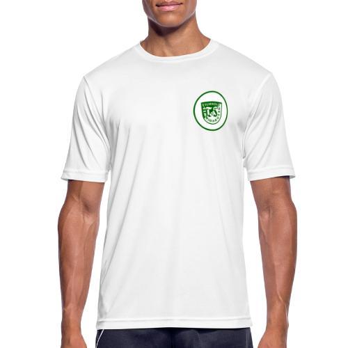 TuS Wappen mit kreis - Männer T-Shirt atmungsaktiv
