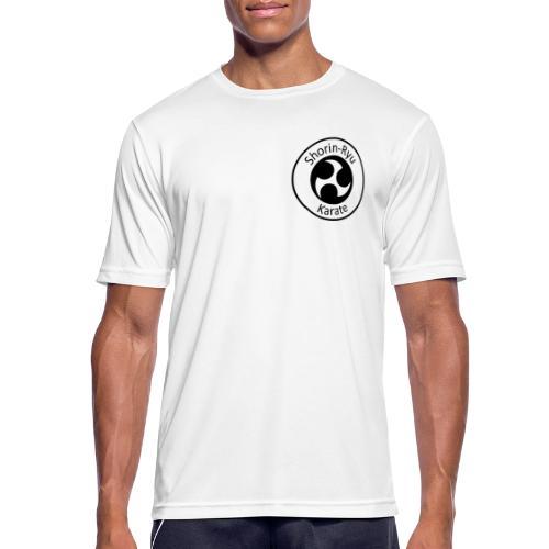 Shorin-Ryu - Herre T-shirt svedtransporterende