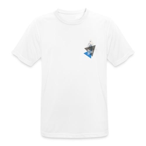 Let's go - T-shirt respirant Homme