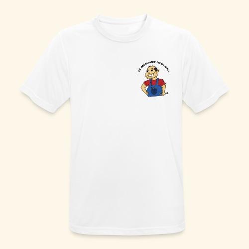La Mécanique selon Boul - T-shirt respirant Homme