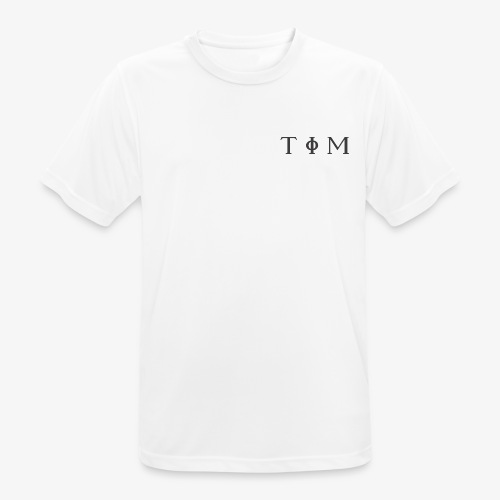 TIM - Time is Money - T-shirt respirant Homme