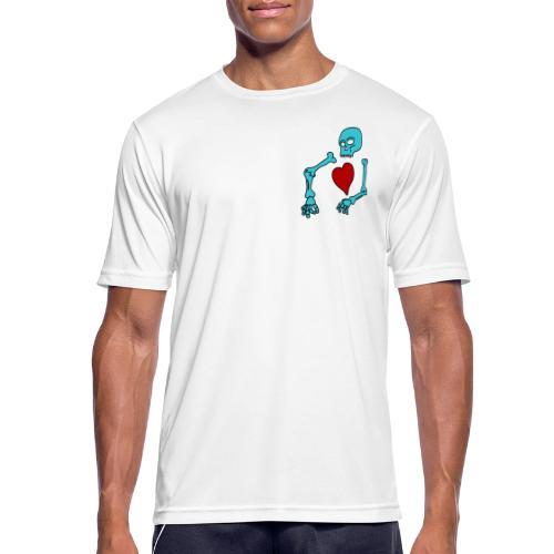 skeleton boi - Men's Breathable T-Shirt