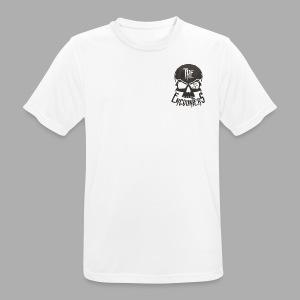 The Encounters Totenkopf - Männer T-Shirt atmungsaktiv