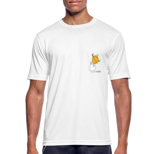 Zwiebel & Knoblauch - Männer T-Shirt atmungsaktiv