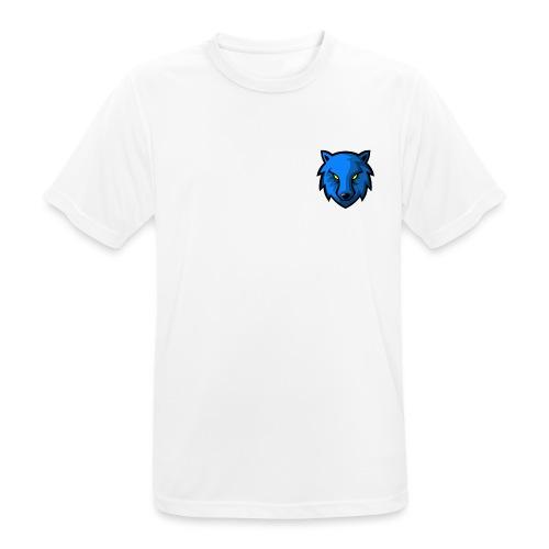 LoneWolf Blue - Camiseta hombre transpirable