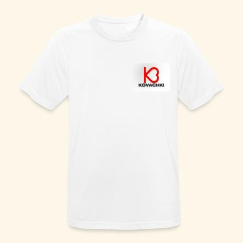 K3 - Camiseta hombre transpirable