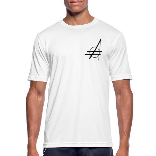 Anarchia Individualista - Maglietta da uomo traspirante