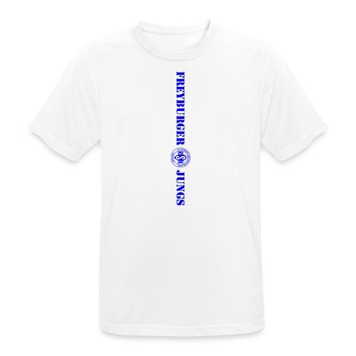 Freyburger Jungs - Männer T-Shirt atmungsaktiv
