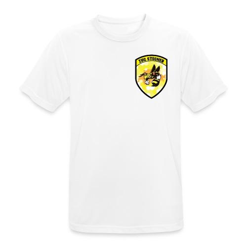 Zug Stecher - Männer T-Shirt atmungsaktiv
