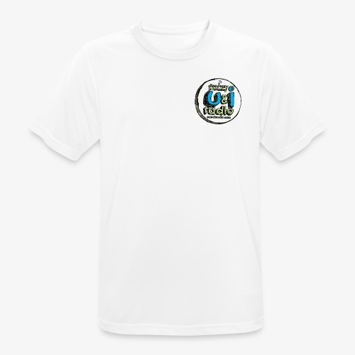 U & I Logo - Men's Breathable T-Shirt