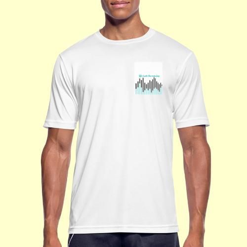 we hate the mondays - Camiseta hombre transpirable