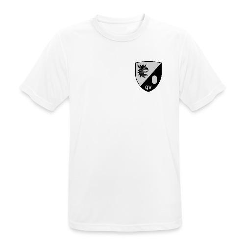 QV Hemvaern slutkorr - Andningsaktiv T-shirt herr