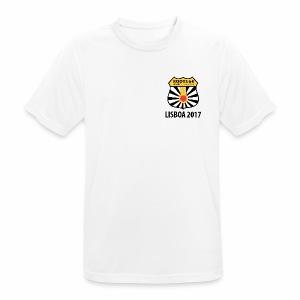 Roots 64 - mannen T-shirt ademend
