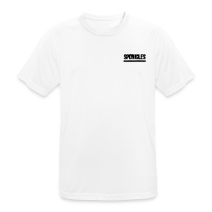 Sponicles Signature Design! - Men's Breathable T-Shirt