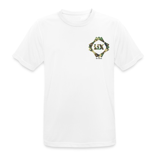 LIXCamoDesign - Men's Breathable T-Shirt