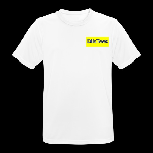 DilsTees - Men's Breathable T-Shirt
