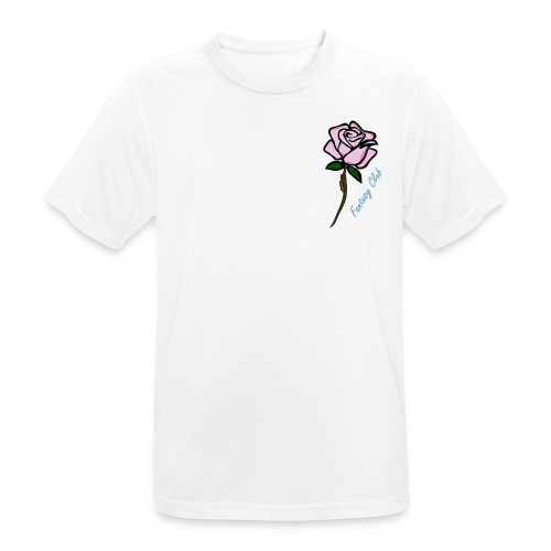 Rose - Men's Breathable T-Shirt