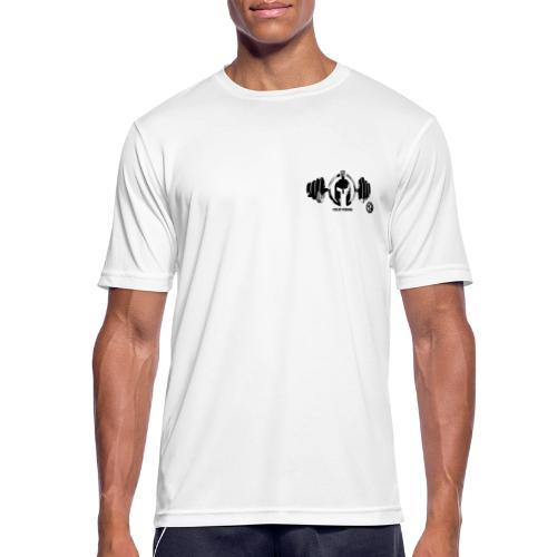ITALIAN WARRIORS 90 - Maglietta da uomo traspirante