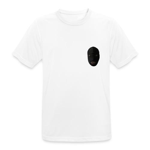 Rahat tiskiin Tee - miesten tekninen t-paita