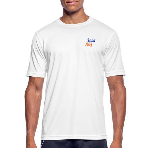 Salut Sé Serj - T-shirt respirant Homme