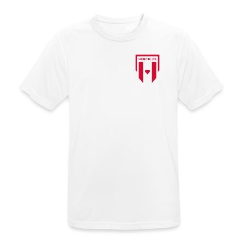 JS Hercules, new logo - miesten tekninen t-paita