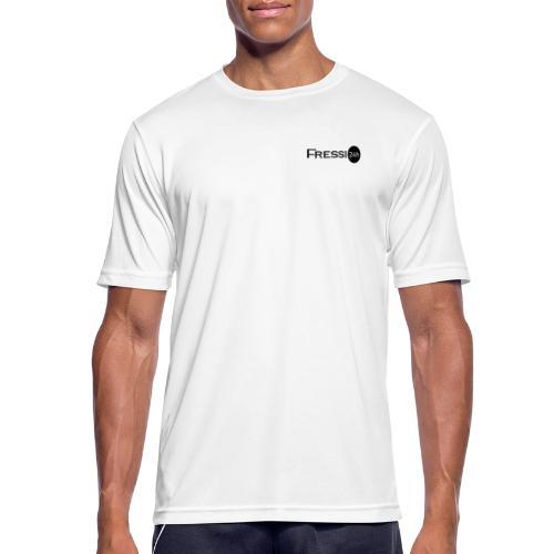 Fressi 24h Kuntosali - miesten tekninen t-paita