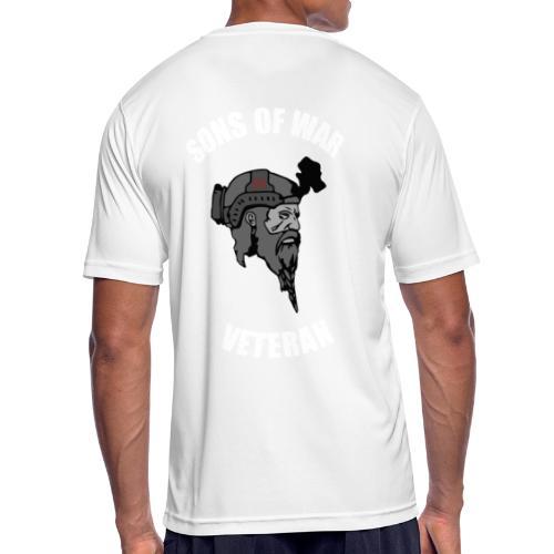Veteran - Herre T-shirt svedtransporterende