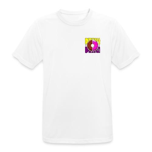 Donut Dienstag - Männer T-Shirt atmungsaktiv