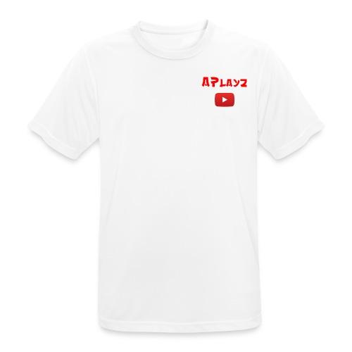 APlayz Design Set 01 - Men's Breathable T-Shirt