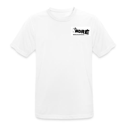 logo ANDRE - T-shirt respirant Homme