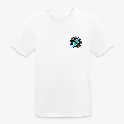 Electroneum - Basic - T-shirt respirant Homme