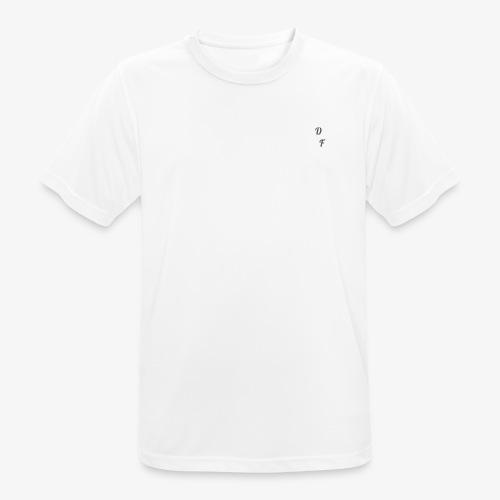 DF logo - Männer T-Shirt atmungsaktiv