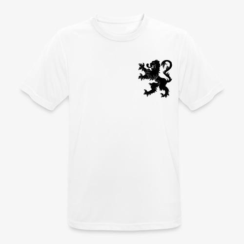 Blason Lions de Guerre - T-shirt respirant Homme