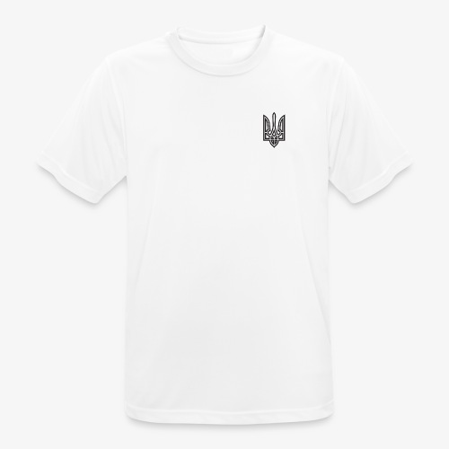 Ukraine - Men's Breathable T-Shirt