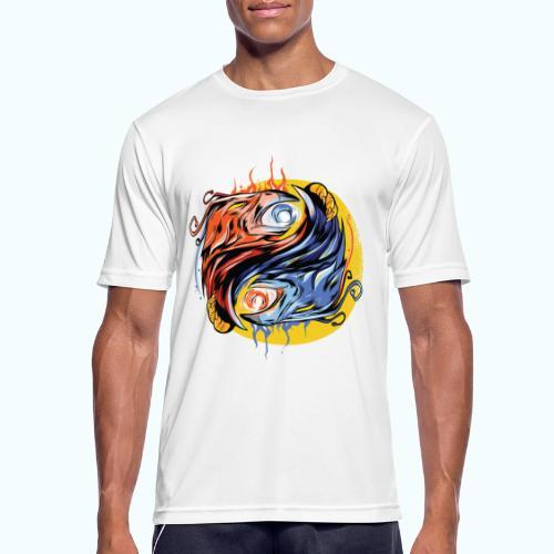 Japan Phoenix - Men's Breathable T-Shirt