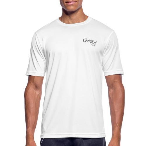 Leidenschaft Passion - Männer T-Shirt atmungsaktiv