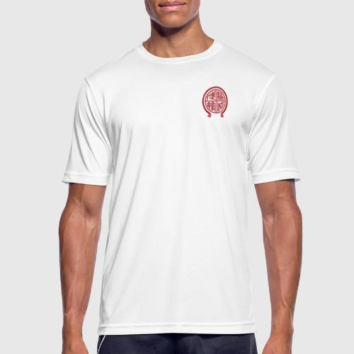 Taijitu T-shirt - Männer T-Shirt atmungsaktiv