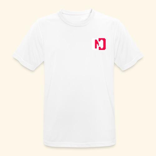 MMM - mannen T-shirt ademend