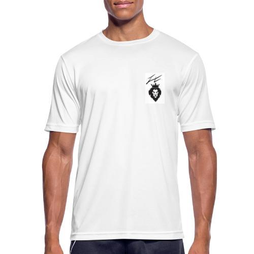 Lion - T-shirt respirant Homme