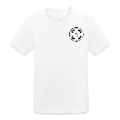 PSC Budo Emblem schwarz png - Männer T-Shirt atmungsaktiv