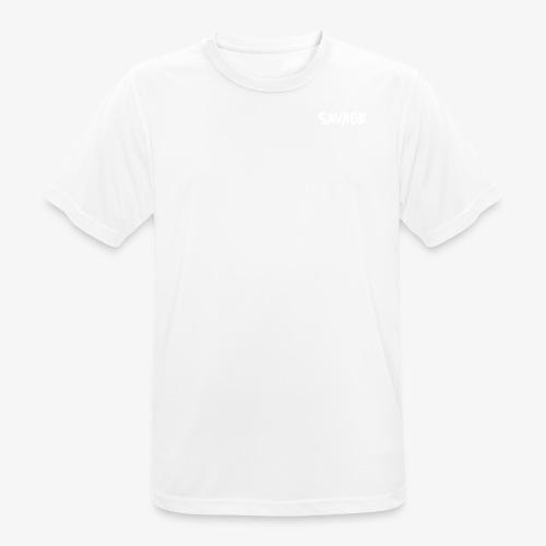 Savage - mannen T-shirt ademend