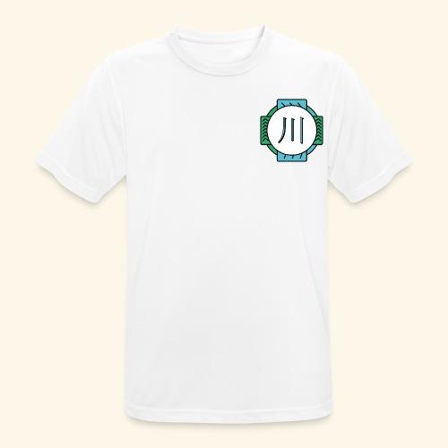 RIVER - T-shirt respirant Homme