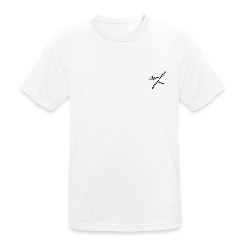 Prodotti con firma - Maglietta da uomo traspirante