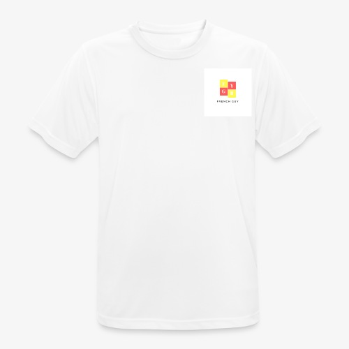 French Guy 1 - T-shirt respirant Homme