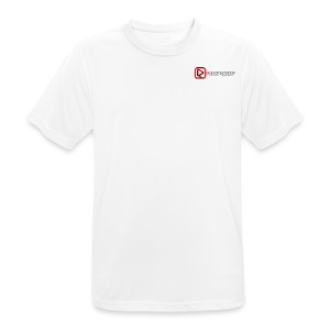 Sender Logo original - Men's Breathable T-Shirt